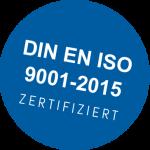 DIN EN ISO 9001-2015