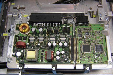 Sondermaschinenbau Elektronik